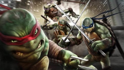 Turtles 3 2016