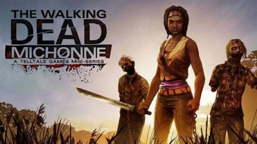 Walking Dead Michonne Banner 2016
