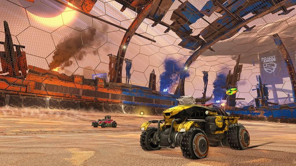 rocket-league Chaos Run Pack 1 2016
