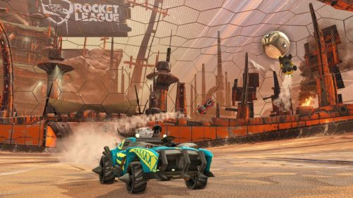 rocket-league Chaos Run Pack 2 2016