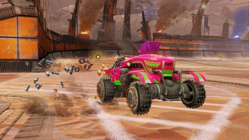 rocket-league Chaos Run Pack 2016
