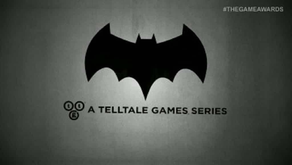 Batman Telltale Games 2016 Titel