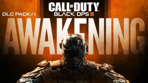 Black Ops 3 Erweiterung Awakening Titel