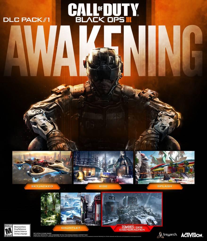 Black Ops 3 First DLC