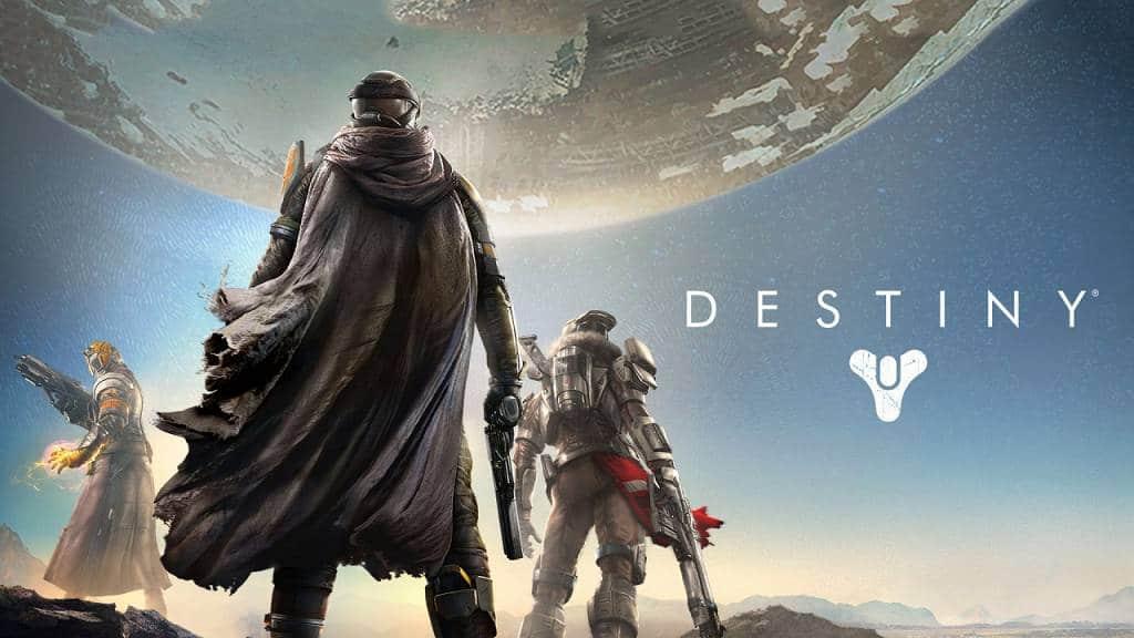 Destiny 2016 Title