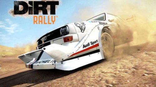 DiRT Rally 2016