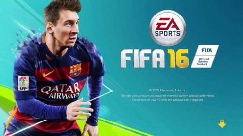 FIFA 16 2016