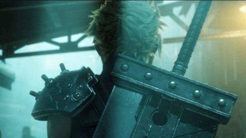 Final Fantasy VII Remake 2016
