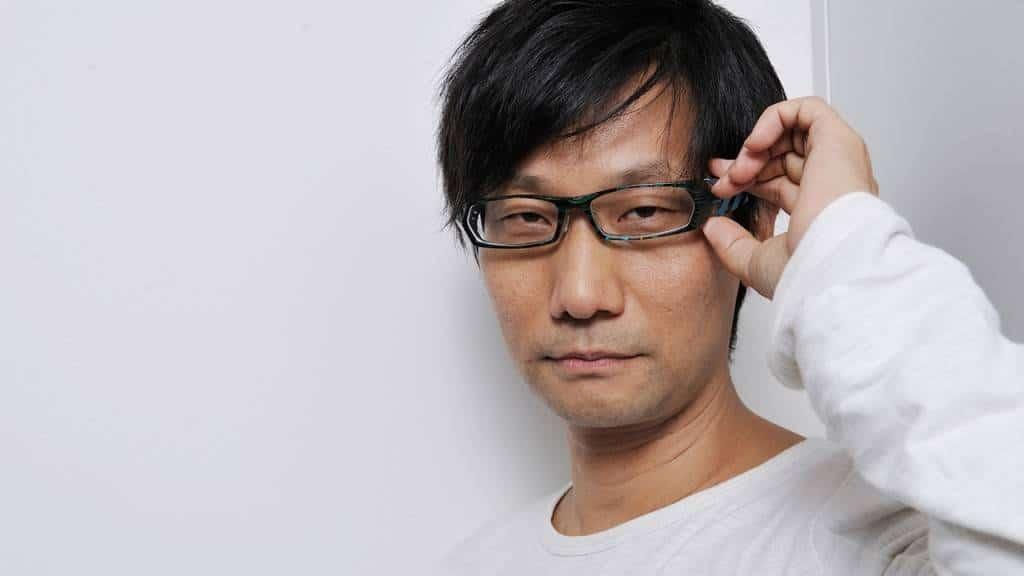 Hideo Kojima 2016