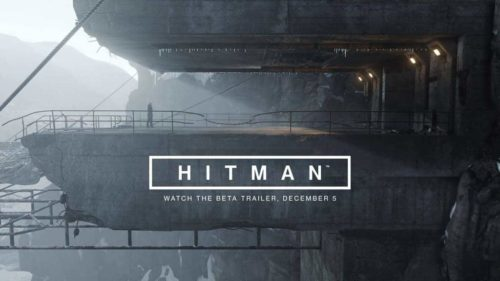 Hitman Beta Trailer Preview 2016