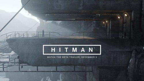 Hitman Beta Trailer Preview 2016