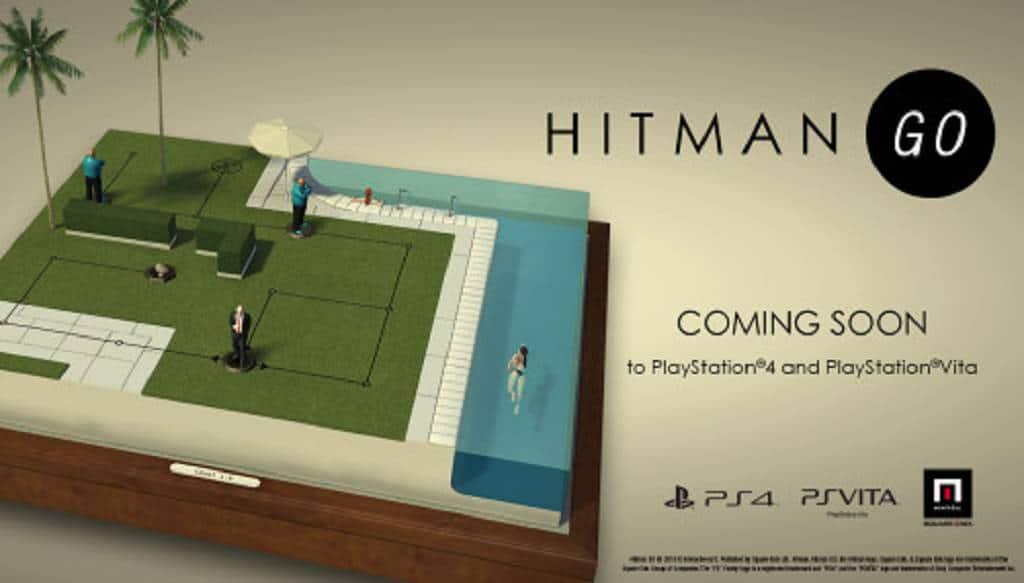 Hitman Go 2016