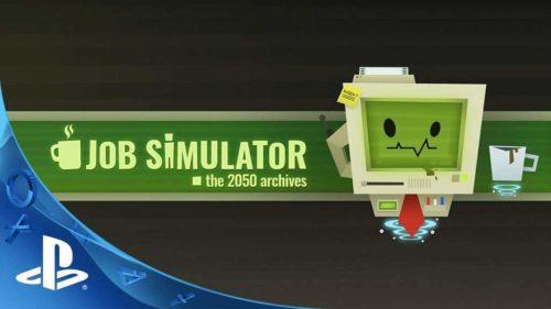 Job Simulator 2016