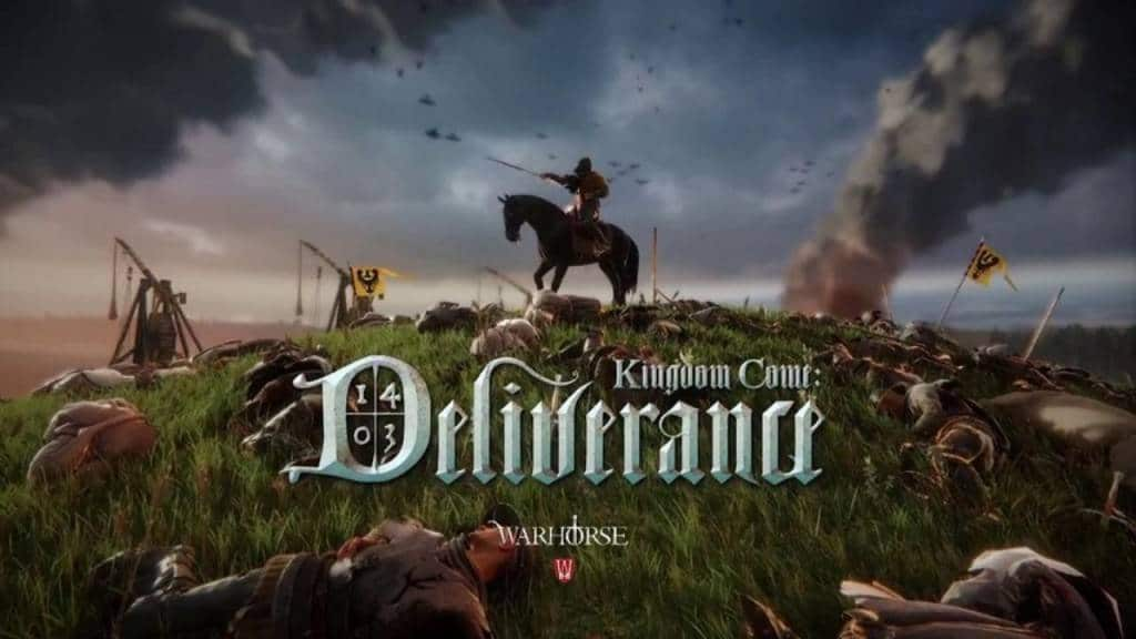 Kingdom Come Deliverance Title 2016