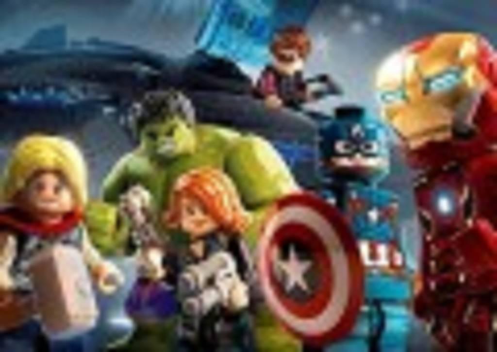 LEGO Marvel's Avengers 2016