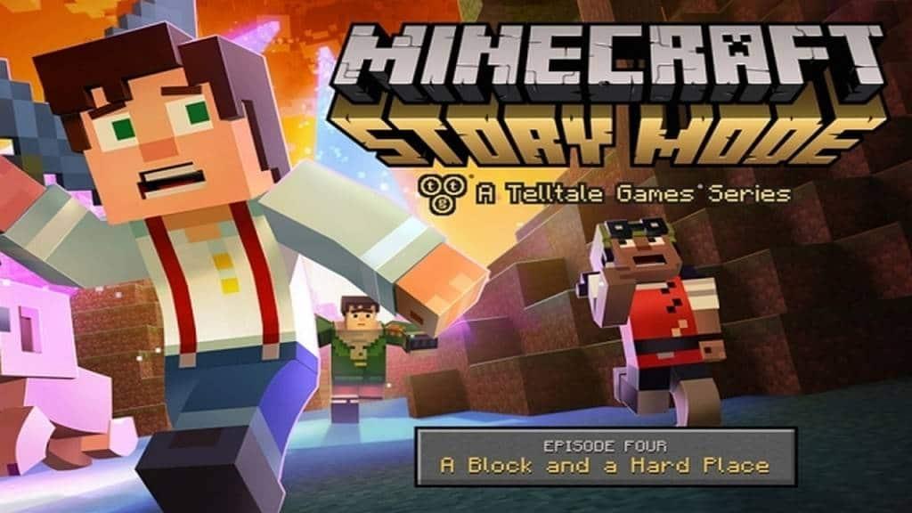 Minecraft Story Mode Episode 4 2016