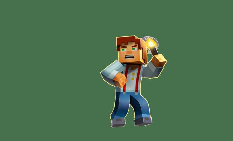 Minecraft Story Mode - Jesse -
