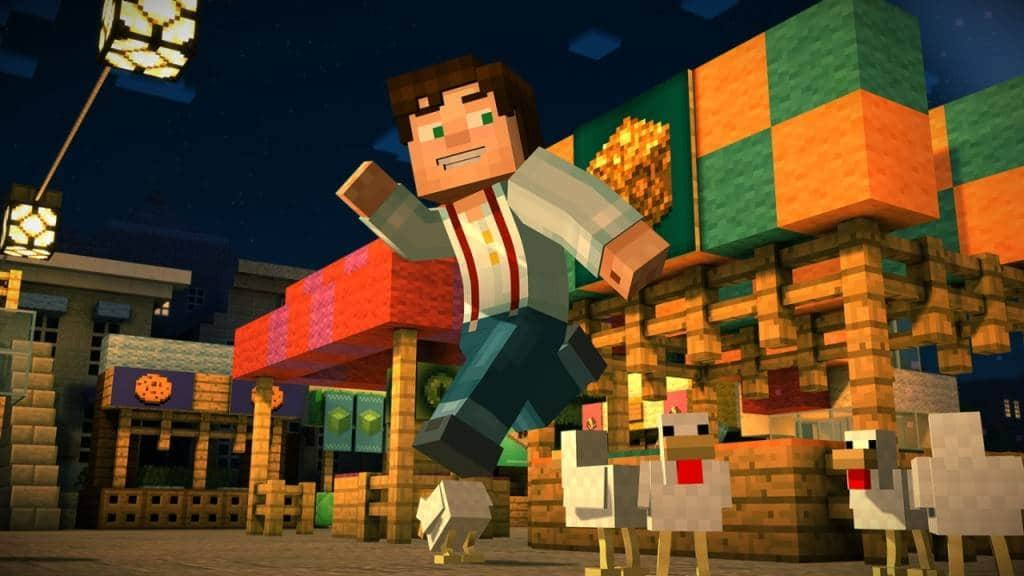 Minecraft Story-Mode PS4 2016 (2)