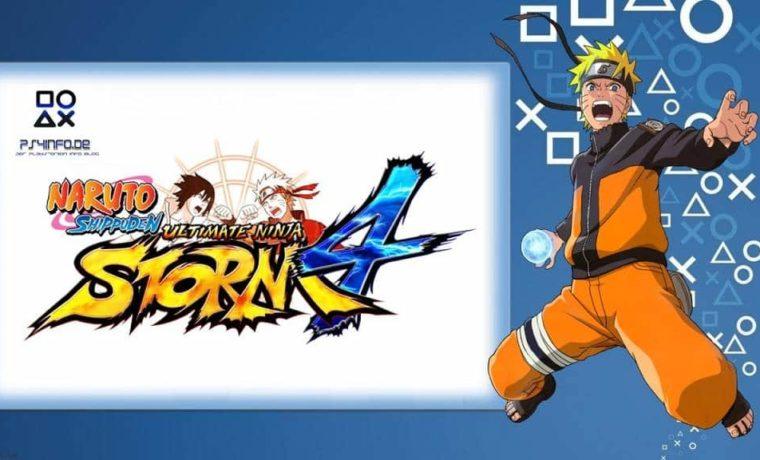 Naruto Shippuden Ultimate Ninja Storm 4 BILD 2016