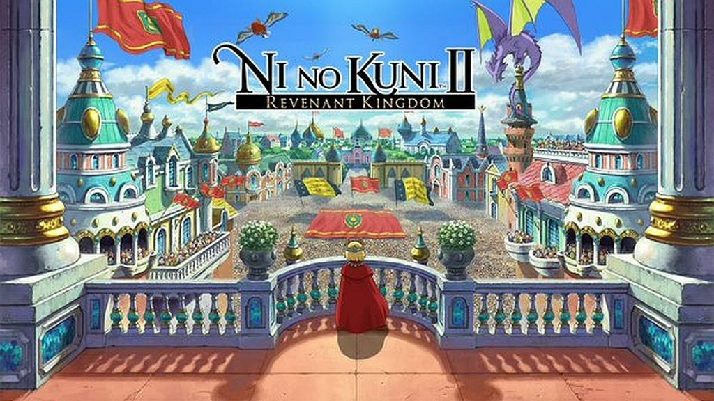 Ni no Kuni II REVENANT KINGDOM Bild 2 2016