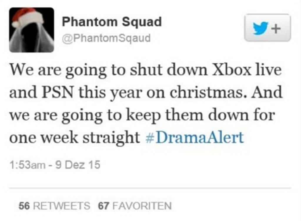 Phantom Squad PSN