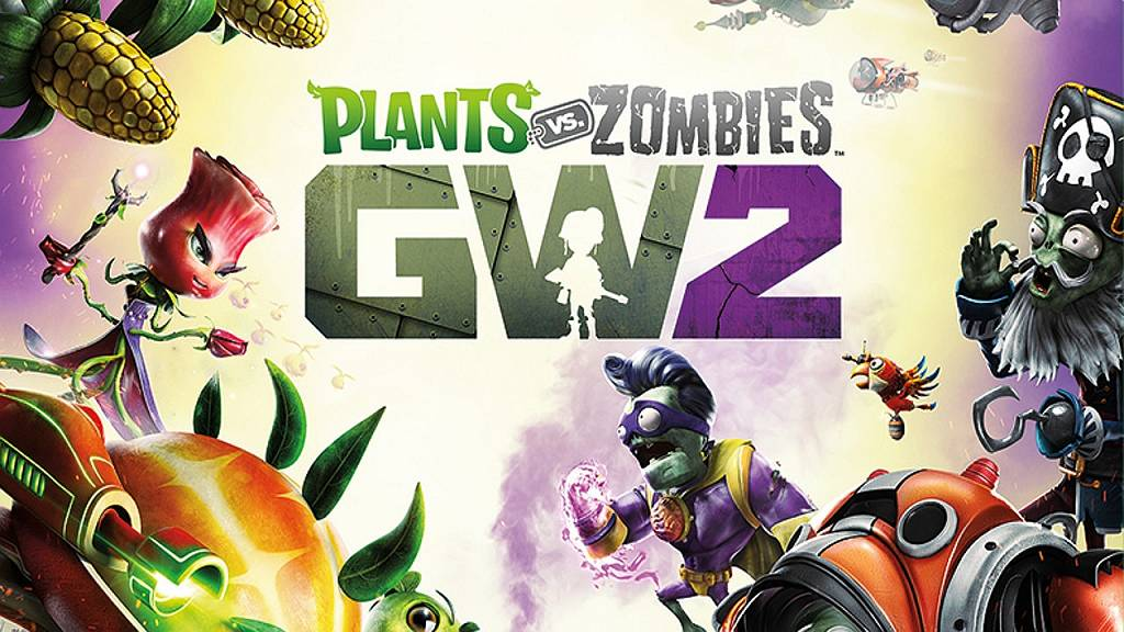 Plants vs. Zombies Garden Warfare 2 2016 PS4