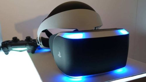 PlayStation VR 2 2016
