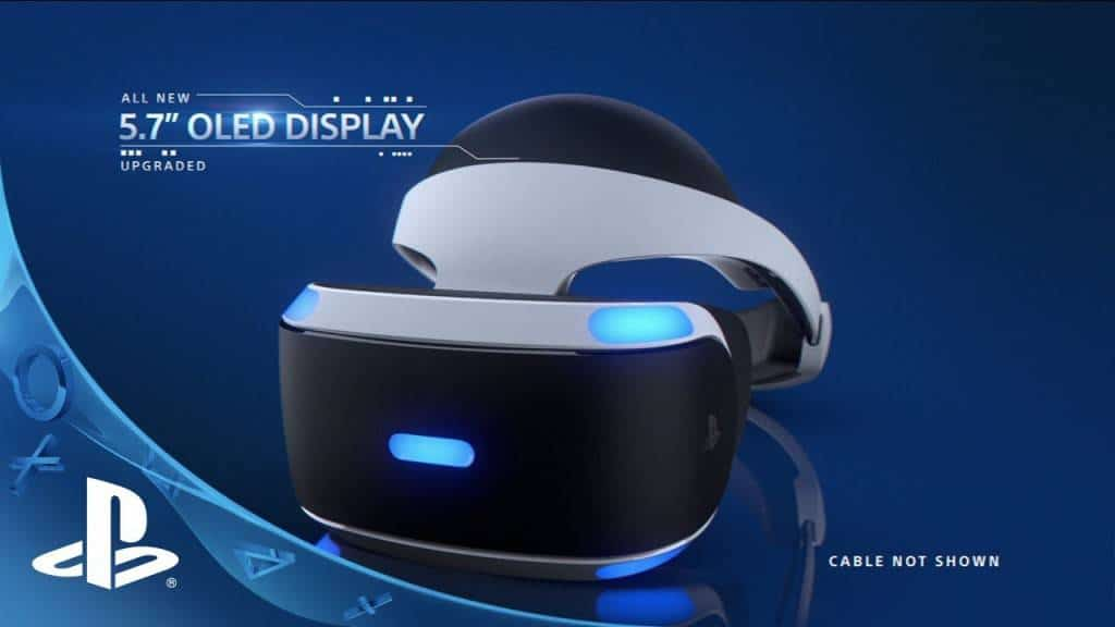 PlayStation VR 2016