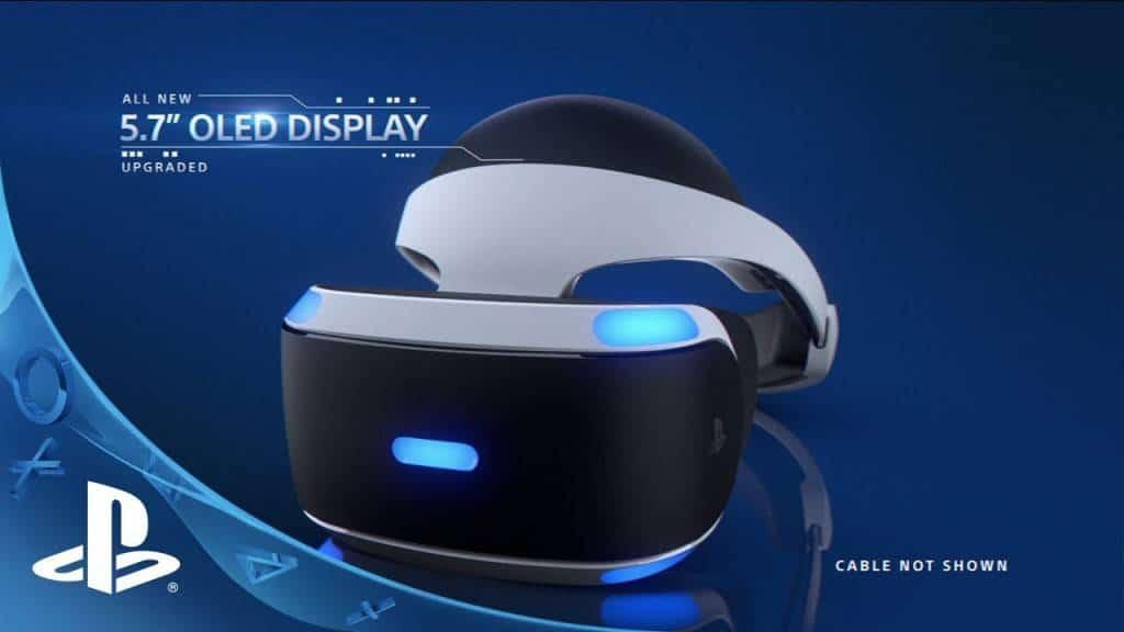 PlayStation VR 2016