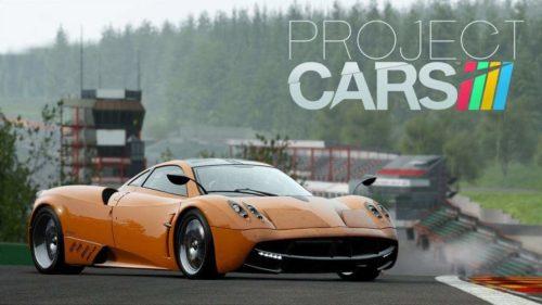 Project Cars Titel 2016