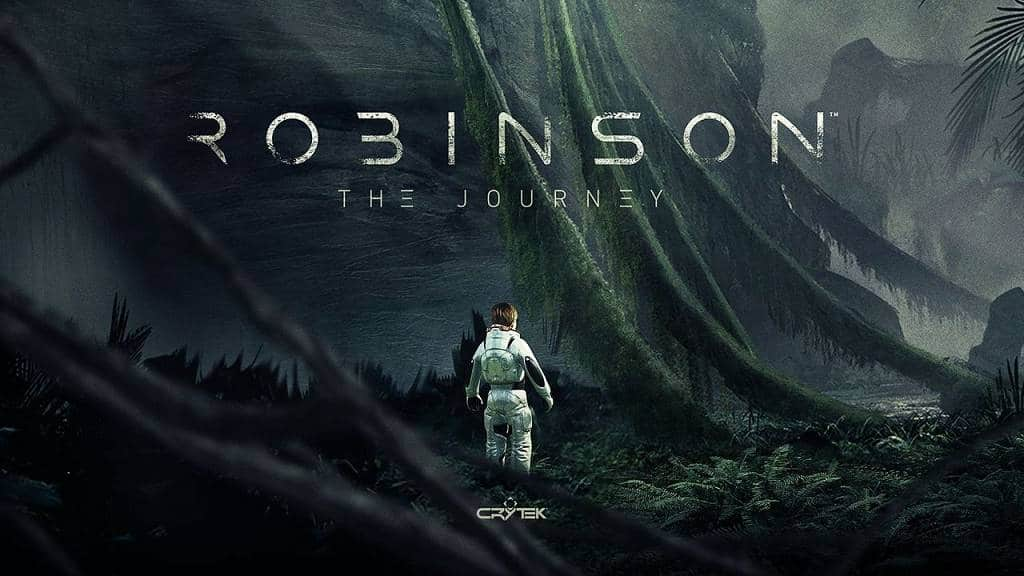 Robinson The Journey Titel 2016