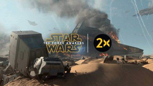 Star Wars Battlefront Doppel XP