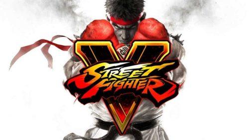 Street Fighter V New 2016