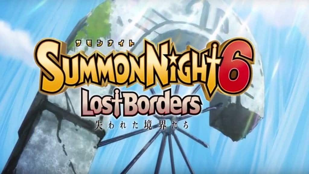 Summon Night 6 PS4 Bild 1 2016
