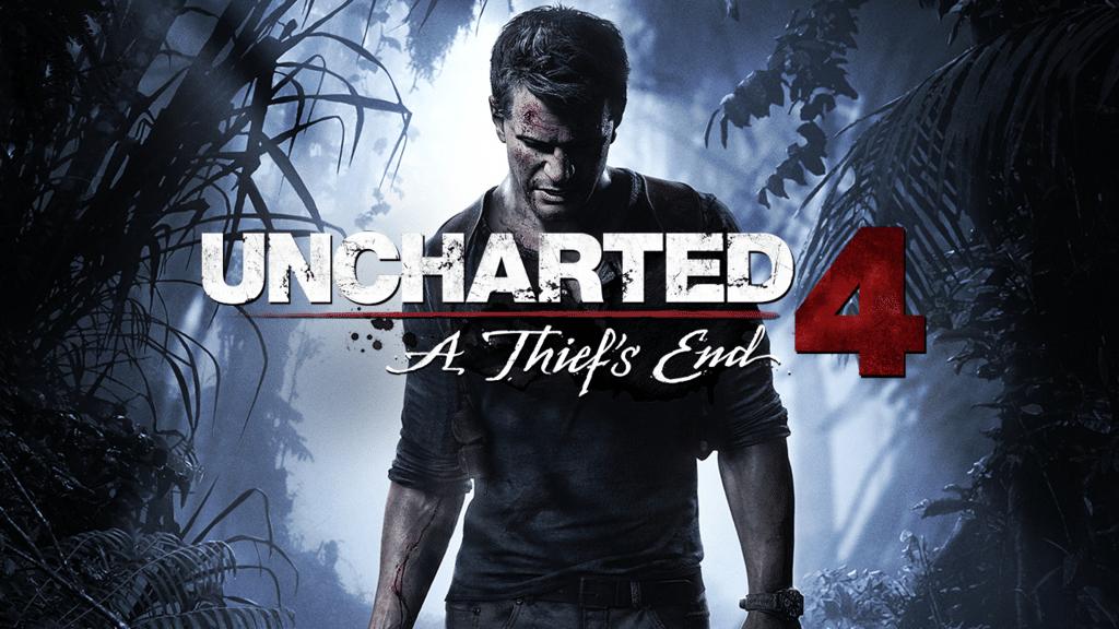 Uncharted 4 2016