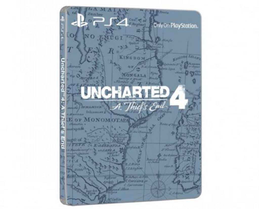 Uncharted-4-Steelbook