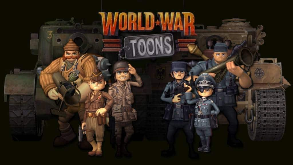World War Toons (3) 2016