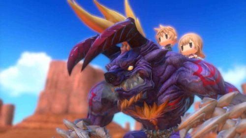 World of Final Fantasy PS4 Screenshot 2016 (14)