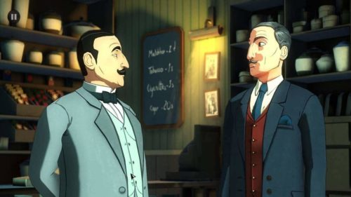 Agatha Christie PS4 The ABC Murders 2016 Bild 2