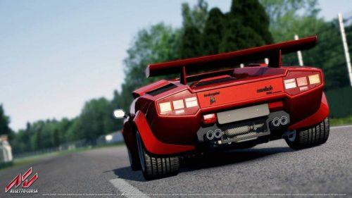Asetto Corsa PS4 Titel 2016