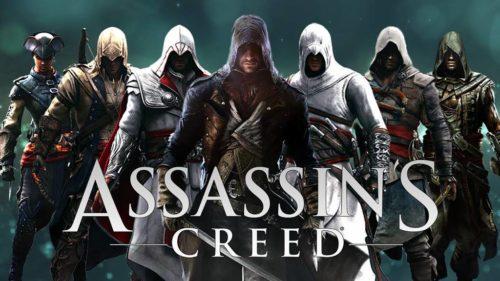 Assassins Creed Titel 2016