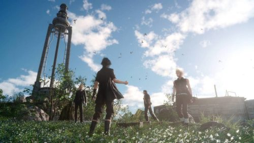 Final Fantasy XV PS4 2016