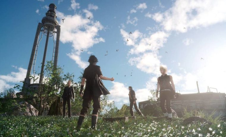 Final Fantasy XV PS4 2016