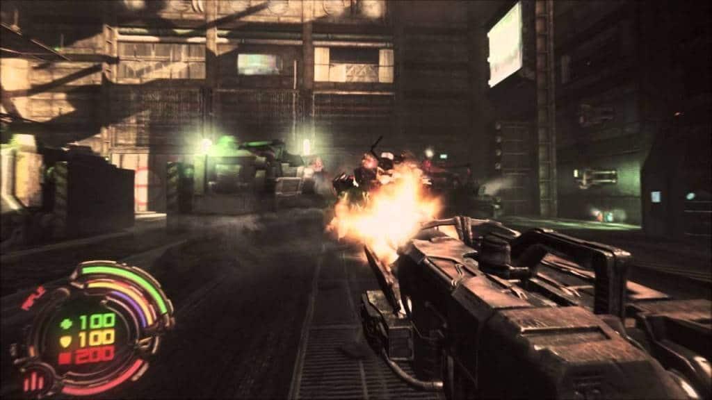 Hard Reset Redux PS4 2016 Bild 2