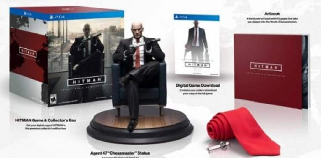 Hitman Collector´s Edition