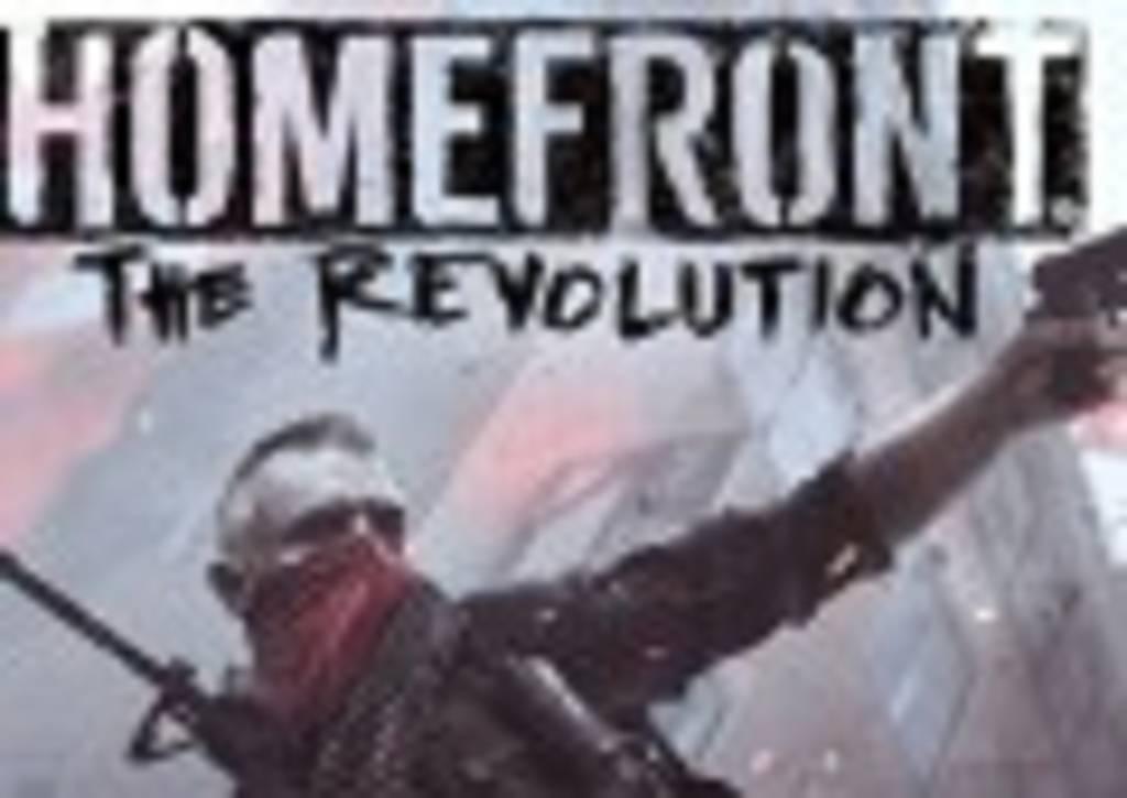 Homefront The Revolution 2016