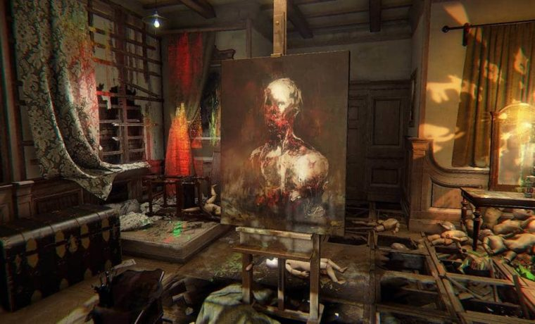 Layers of Fear PS4 2016 Bild 2