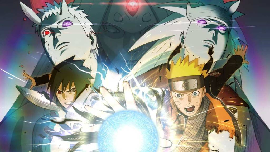 Naruto Shippuden Ultimate Ninja Storm 4 PS4 2016
