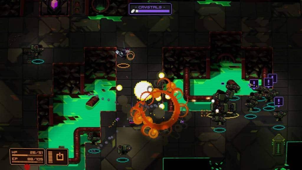 NeuroVoider PS4 2016 Bild 2 Screenshot