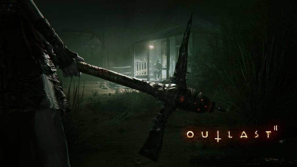 OutLast 2 PS4 2016